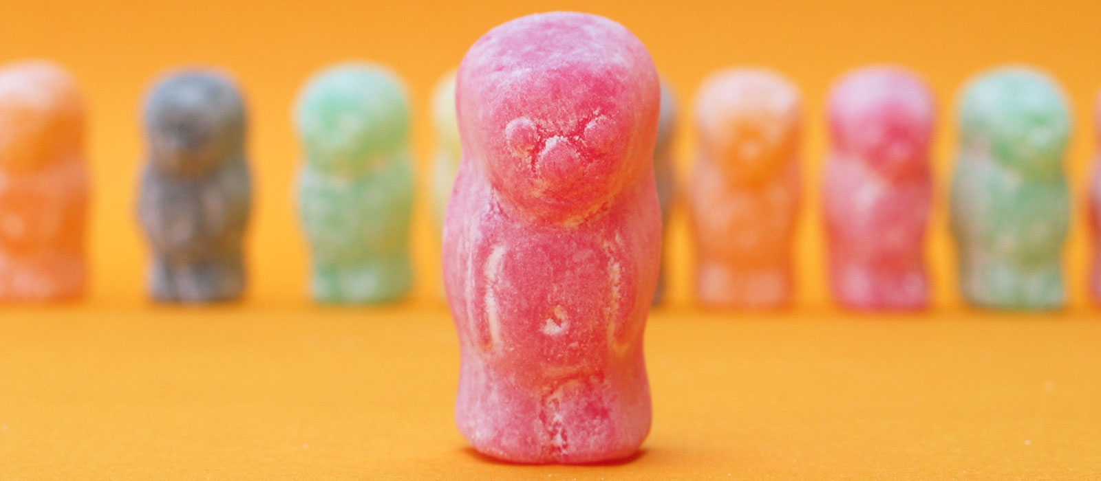 Jelly babies image
